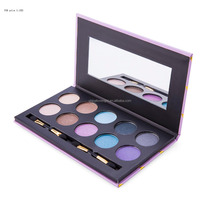 Eye shadow Palette Chocolate Bar Palette Matte &Shimmer Eyeshadow 1pcs 11 color Shdow Eyeshadow Makeup