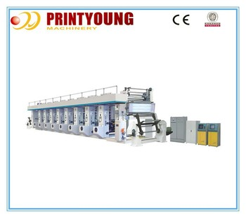 PRY-Z Automatic roll paper Gravure Printing Machine