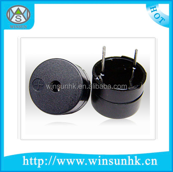High Quality & Low Price D9.5xH5mm Internal Drive Magnetic Buzzer