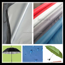 Manufacturer polyester taffeta fabric for use in umbrella