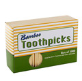 AC 1000pcs per box bamboo wooden toothpicks for sale