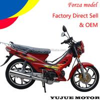 2016 new forza max 110cc cub motorcycle/motos/moped motor bike