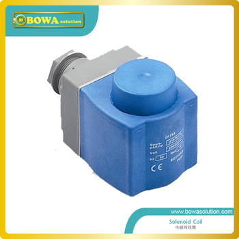 AC(110V, 220Vac, 380Vac and other voltages or DC(12V, 24V, 48V, 72 etc.) coils for different model of solenoid valve