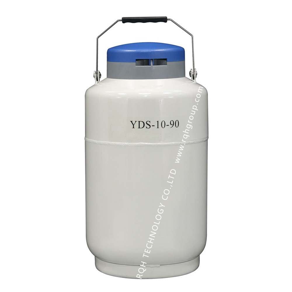 Biological Cryopreservation Systems, Heat Insulated Nitrogen Vessels, Cryogenic N2 Containers