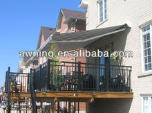 aluminum projection awning
