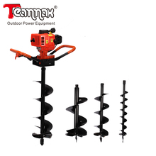 Earth Drilling Manual Post Hole Auger Post Hole Digger