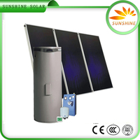 All Stainless Steel Non Pressure Solar Products Electric Instant Water Heater
