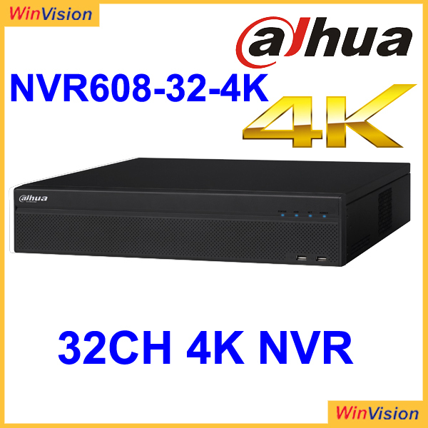 Dahua 32 Channel Super CCTV 4K NVR NVR608-32-4KS2