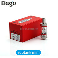Kanger Subtank Mini, Subtank Battery Cloupor Mini Atomizer, OCC Coil and RBA Coil