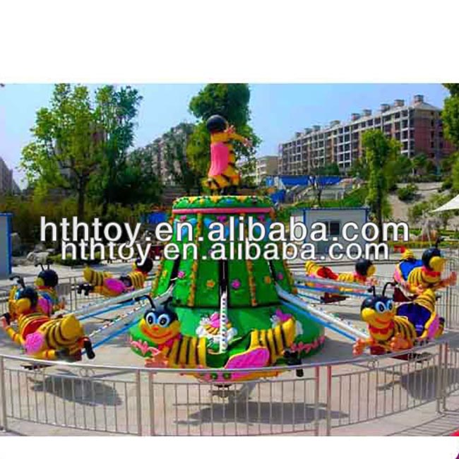 cartoon bee amusement park ride manufacturer