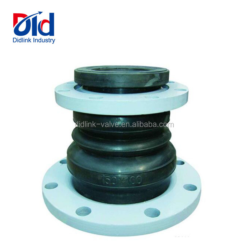 Control And Cs Group Custom Design Of In Building Reducer Type Rubber Expansion Joint
