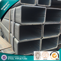 2016 good quality New galvanized rectangle steel pipe