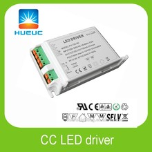 panel light driver 60w Triac Dimmable 1200mA constant current Led transformer 50v