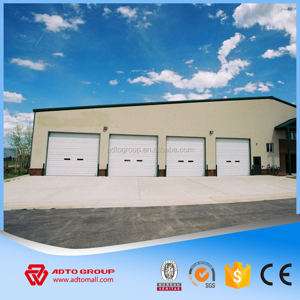 ADTO Group Light Prefabricated Portal Frame Steel Structure Car Parking Garage Shed Warehouse Industrial Building NEW For Sale