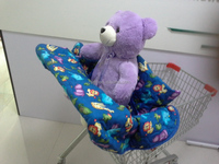 Hot Sale Shopping Cart Baby Seat Cover