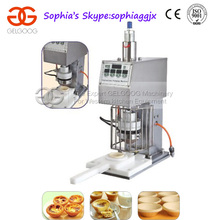 Egg Tart Shell Making Machine Pie Tart Press Machine