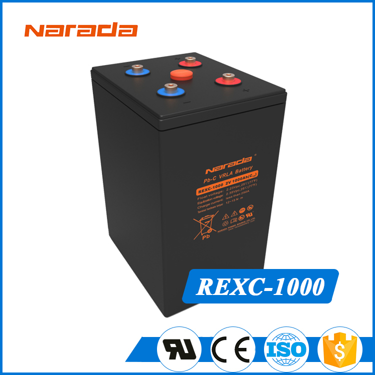 Inverter Tubular 2V 1000Ah Vehicle High Capacity Battery