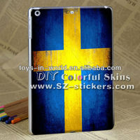 Sweden flag pattern case for iPad Air