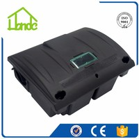 Pest Control Type Inspection Window Bait Station box HDBT007.1