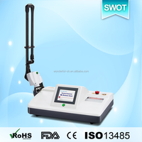 SWOT desktop spider Vascular / Facial Veins Removal laser CE approved