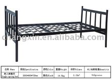 Single spring bed