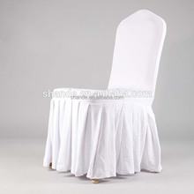 china supplier high quality different table chavari chair covers for wedding