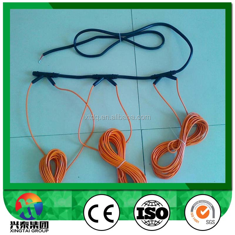 carbon heating element wire for heating pad