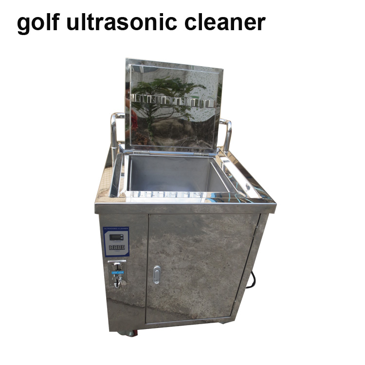 golf cleaning machine