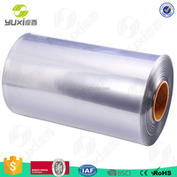 high quality plastic polyolefin film pof shrink film for packing