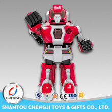 Custom design toy infrared intelligent movable robot action figure