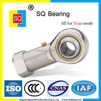 SQ factory directly supply ball bearing rod ends / ends bearing