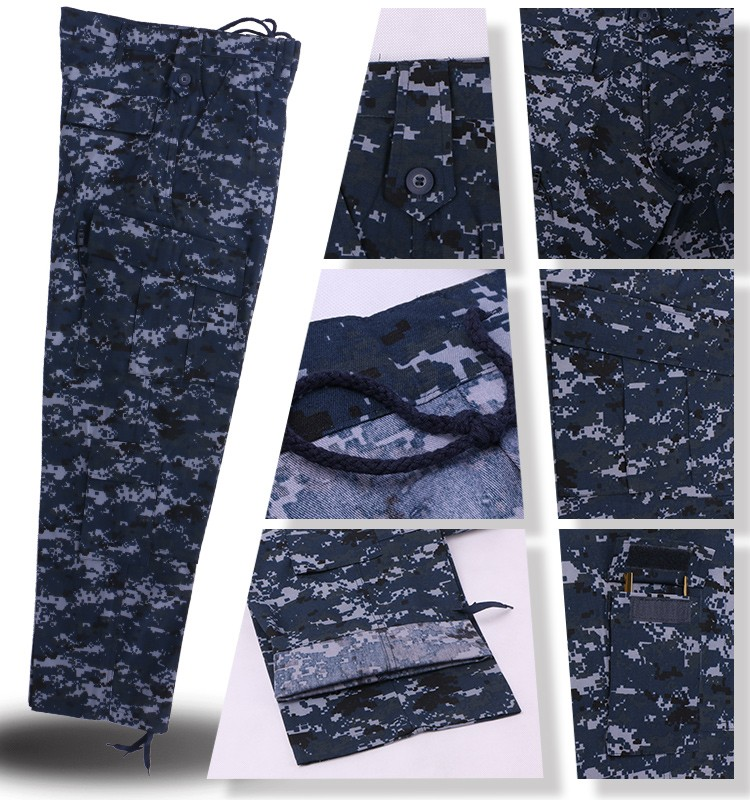 factory export camouflage cheap military uniform set