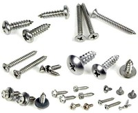 STAINLESS STEEL DIN7971 PAN HEAD COUNTERSUNK SELF TAPPING SCREWS/DIN7981 7982 7983