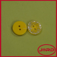 cloth covered button with color powder from fabric covered button