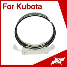 Tractor spare parts and piston ring for Kubota V2403