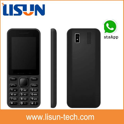 "2.4"" celular telefono very cheap price mobile phone with whatsapp facebook made in China"