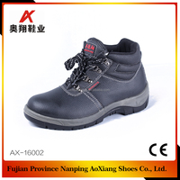 New Design Light Steel Toe Safety Working Boots