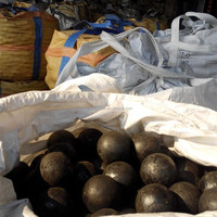 grinding carbon steel ball for mill foundry
