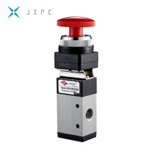 Factory sell air control mushroom push button pneumatic mechanical valve