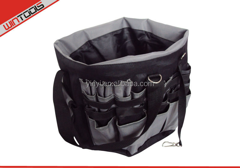Multiple Bucket Tool Bag Organizer