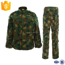 Whosale Polyester and cotton mixed classic security duty army military clothing
