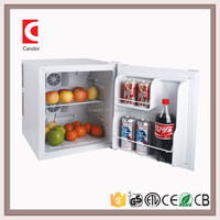 48 Liters Desktop Mini Fridge with 2 Cooling Systems/ Candor Fridge with ETL/CB/CE/ROHS CR-48C