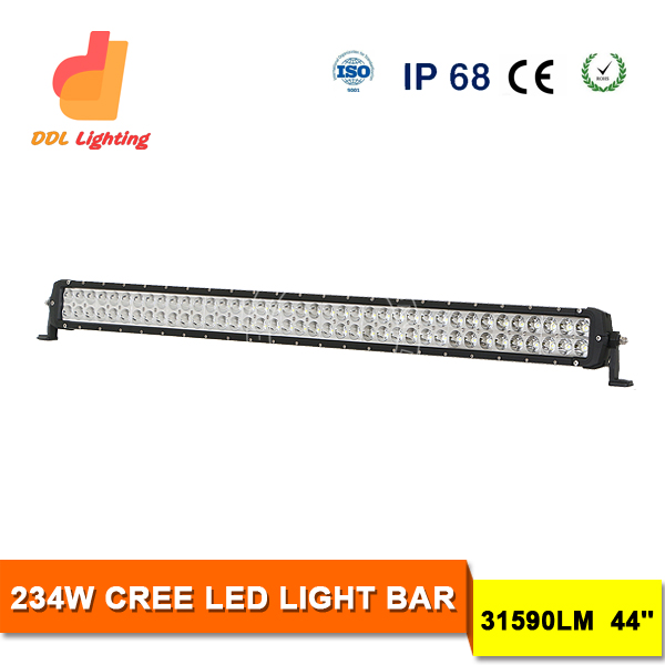 light bar Car Accessories Used Amber Light Bars LED Light Bar for Motorcycles Offroad ddl