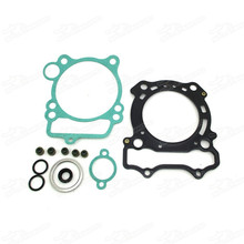 Top End Cylinder Head Gasket Kit For Off-road Dirt Bike Motocross Motorcycle WR250F 2001-2009 2011-2013 YZ250F 2001-2013 Engine
