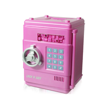 Hot selling slot machine money box with barcode security