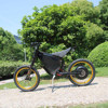 adult 26 inch 72v 8000w stealth bomber high quality electric off road motor bike