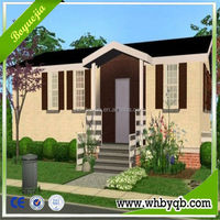 Customized design china prefab club house