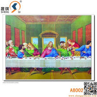 Last Supper Painting 3D Pictures of Jesus Christ