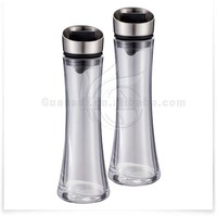 2PCS Glass Oil/Vinegar Sprayer