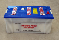 DIN 68032MF 12v180ah volta car batteries